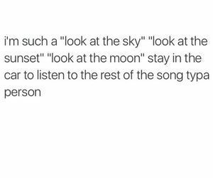 quotes, sky, and moon image