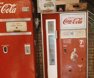 80s, 90s, and coca cola image