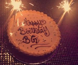 birthdaycake, cake, and party image