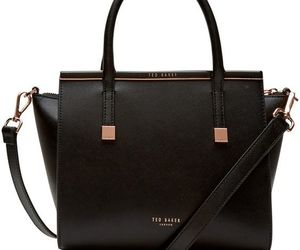 bag, black, and chic image