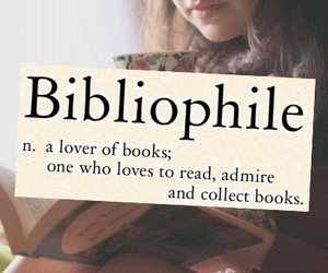 bibliophile and books image