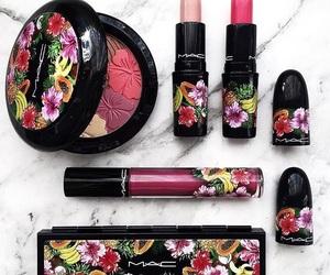 mac, cosmetics, and beauty image