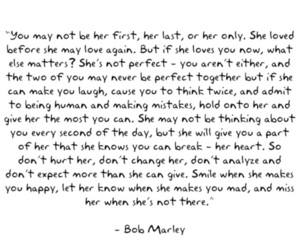 bob marley, quotes, and text image