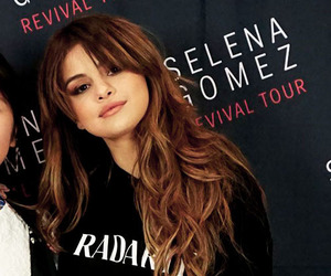 selena gomez, icon, and revival image