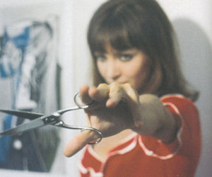 anna karina and pierrot le fou image