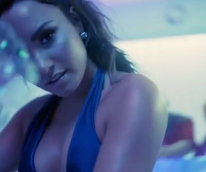 demi lovato, video, and sorry not sorry image