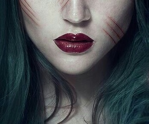 abuse, brave, and pain image