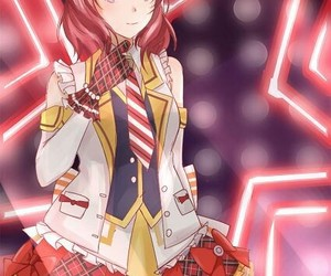 anime girl, beautiful, and cute image