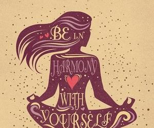 harmony, yoga, and yourself image