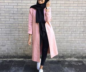 hijab fashion and hijab style image