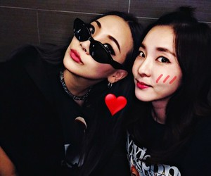 dark, kpop, and kidol image