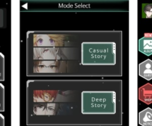 game, mystic messenger, and otome image