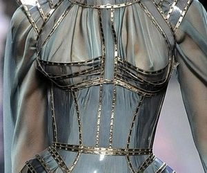fashion, corset, and style image