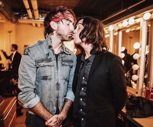 alex gaskarth, all time low, and kellin quinn image