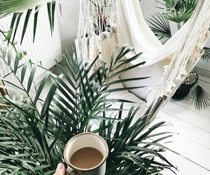 boho, coffee, and fashion image
