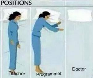 doctor, engineer, and funny image