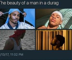 boys, durag, and cute image