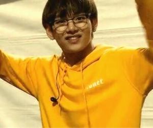 bts, yellow, and taehyung image