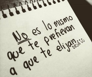 quotes, frases, and pareja image