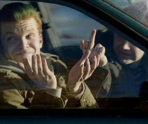 mood, shameless, and gallavich image