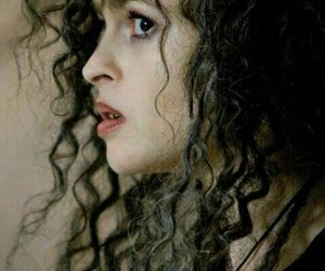 bellatrix lestrange, harry potter, and bellatrix image