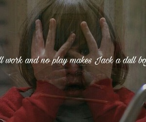 danny, movie, and The Shining image