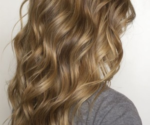 blonde, style, and brown image