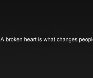 quotes, change, and heart image