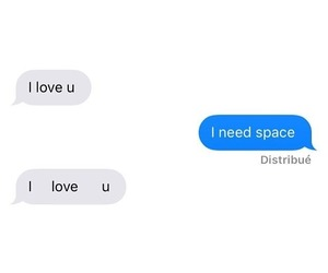 space, love, and girl image
