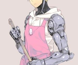 anime, manga, and one punch man image