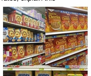 cereal, food, and funny image