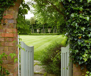 beautiful, country, and garden image