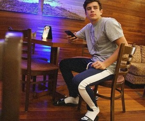 hayes, hayes grier, and grier image