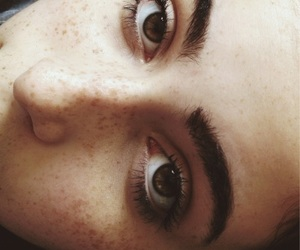 artistic, beauty, and eye image