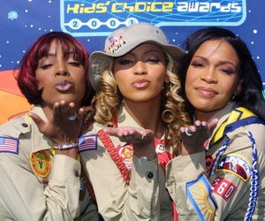 michelle williams, destiny's child, and kelly rowland image