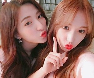 eunseo, wjsn, and chengxiao image