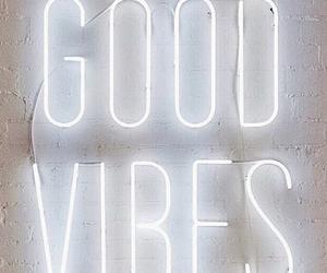 good vibes, light, and vibes image
