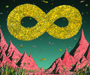 dance gavin dance and mothership image