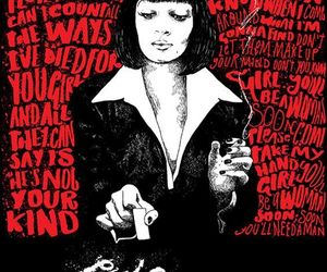 pulp fiction, drugs, and uma thurman image