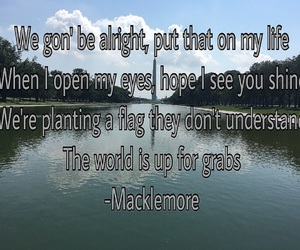 glorious, quotes, and song image
