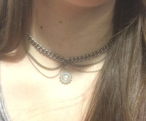 choker, necklace, and jewelry image