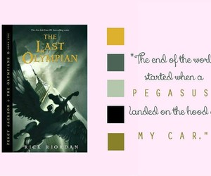 edit, percy jackson, and the last olympian image