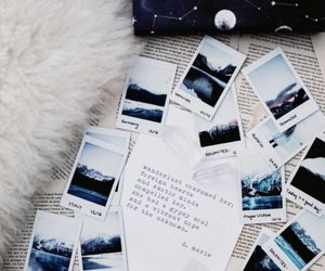 memories, inspiration, and polaroids image