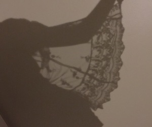 aesthetic, lace, and mellow image
