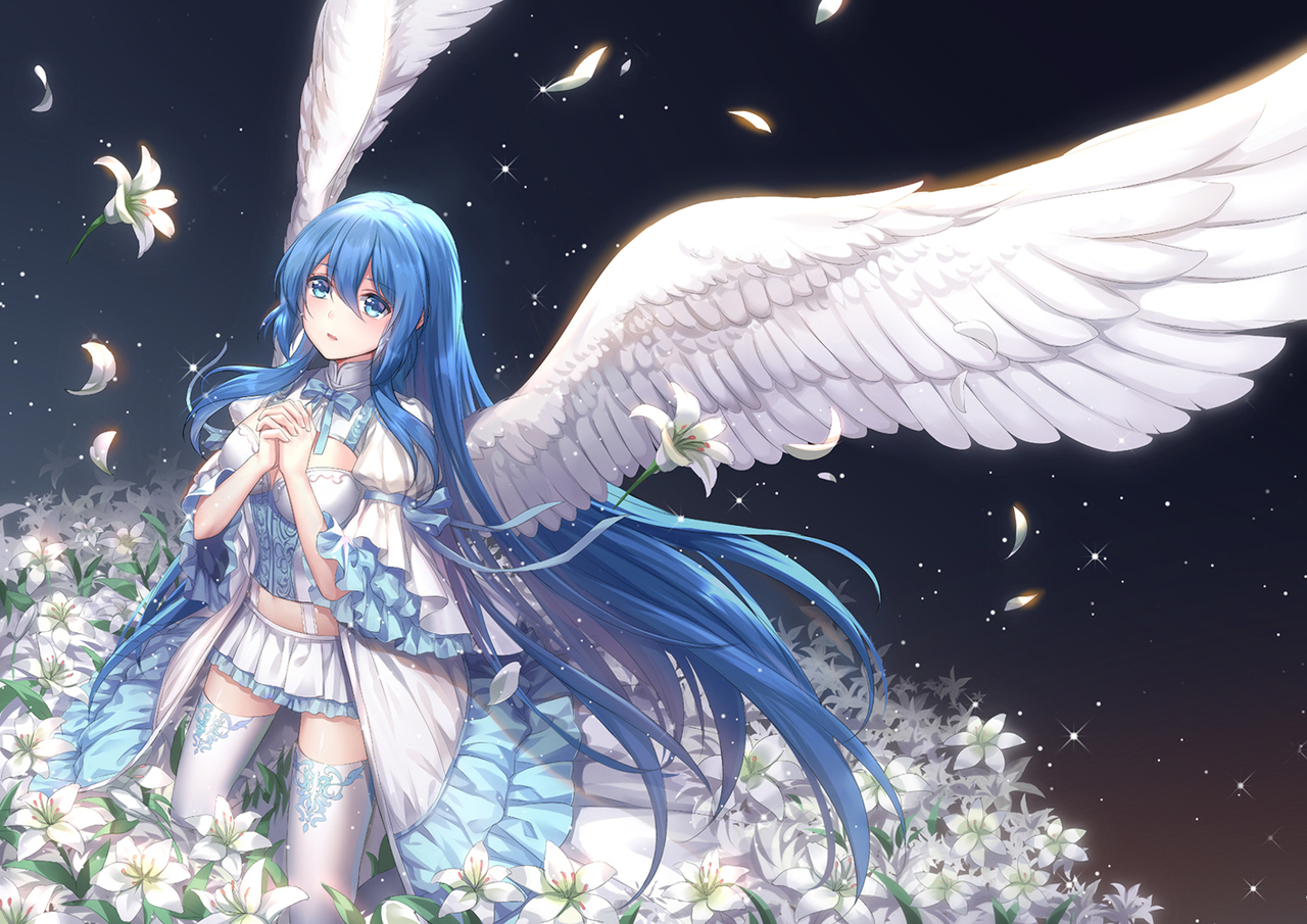 Image in anime girls collection by Angel on We Heart It