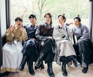 kdrama, exo, and baekhyun image