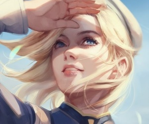 mercy and overwatch image