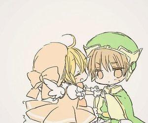 anime and sakura card captor image