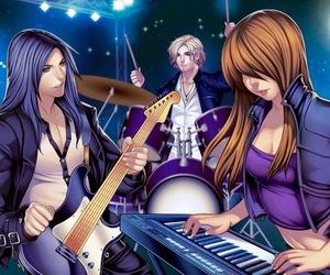 adam, concert, and metal image