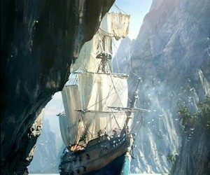 black flag, wallpaper, and assassin's creed image